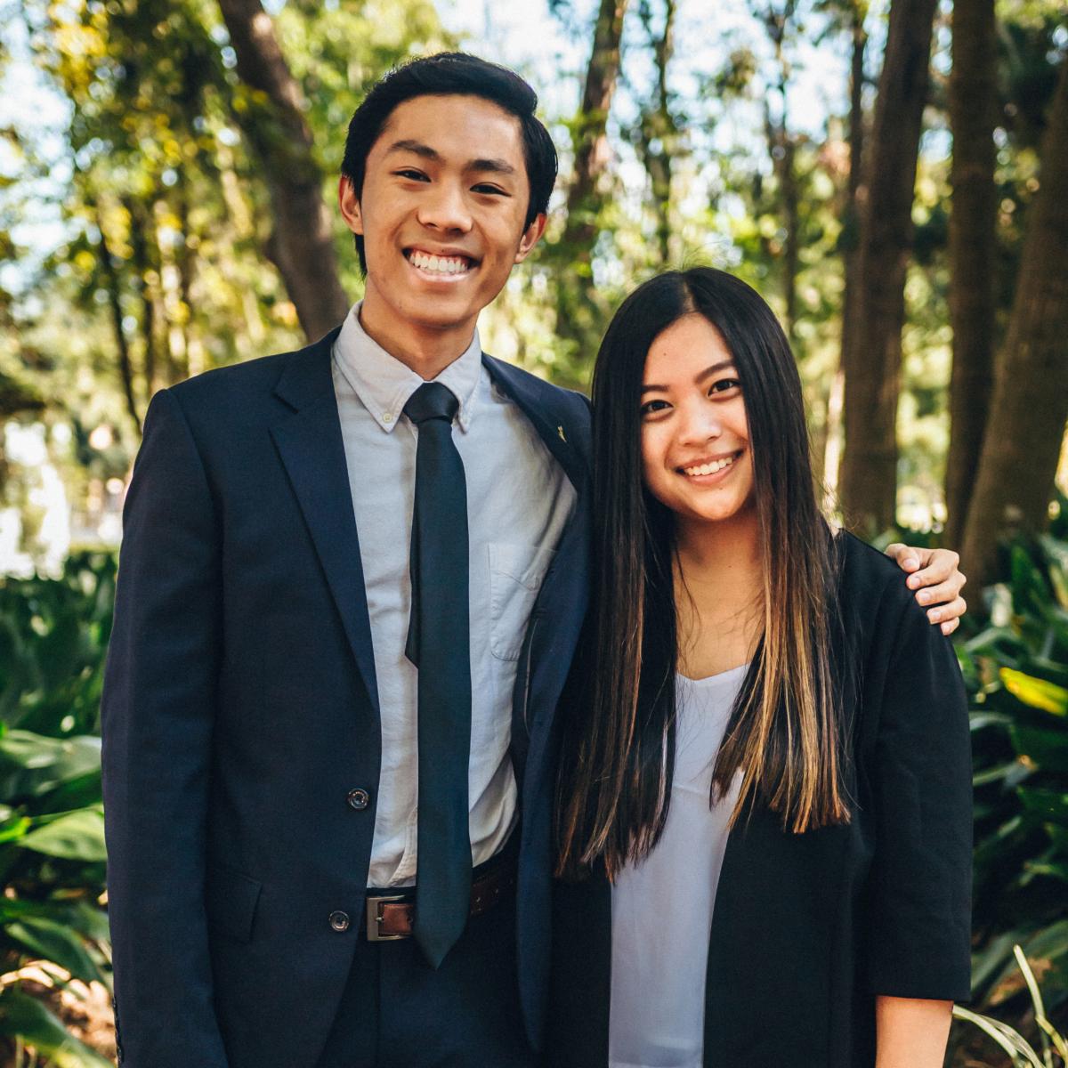 Henry Nguyen & Lauren Vu